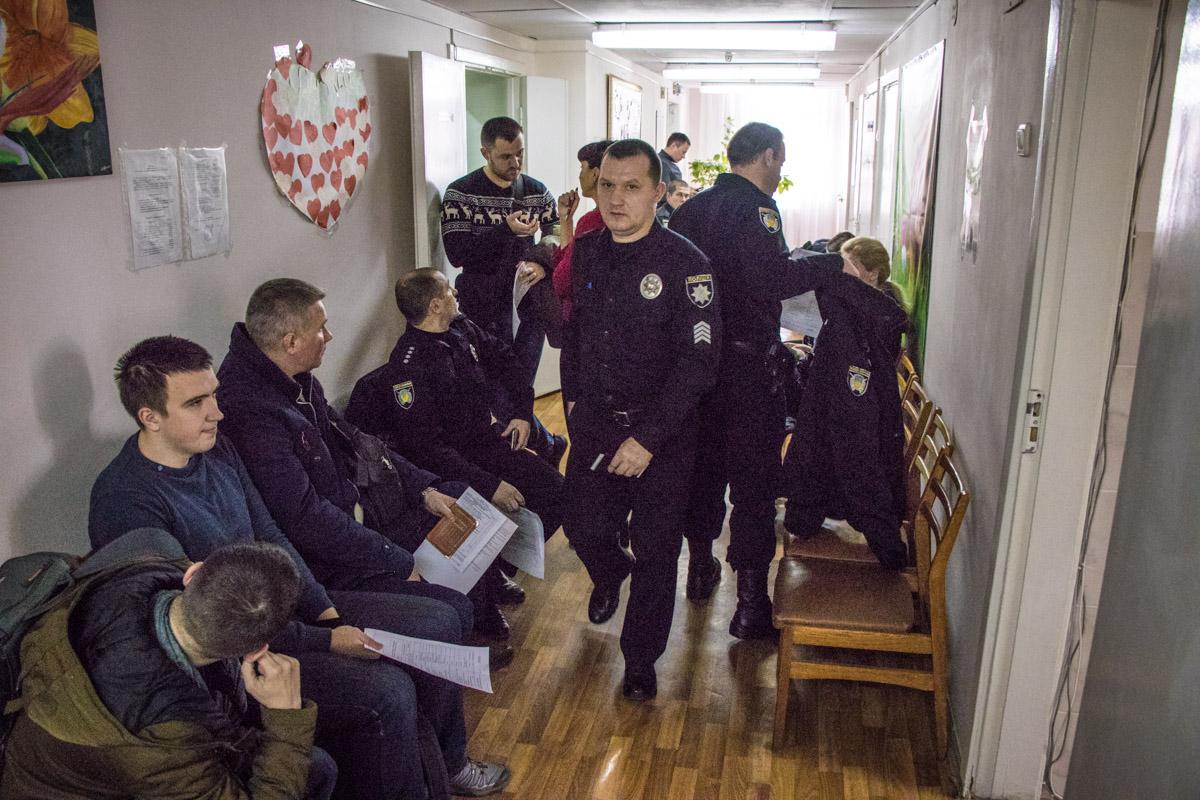 В акции приняли участие 21 полицейский