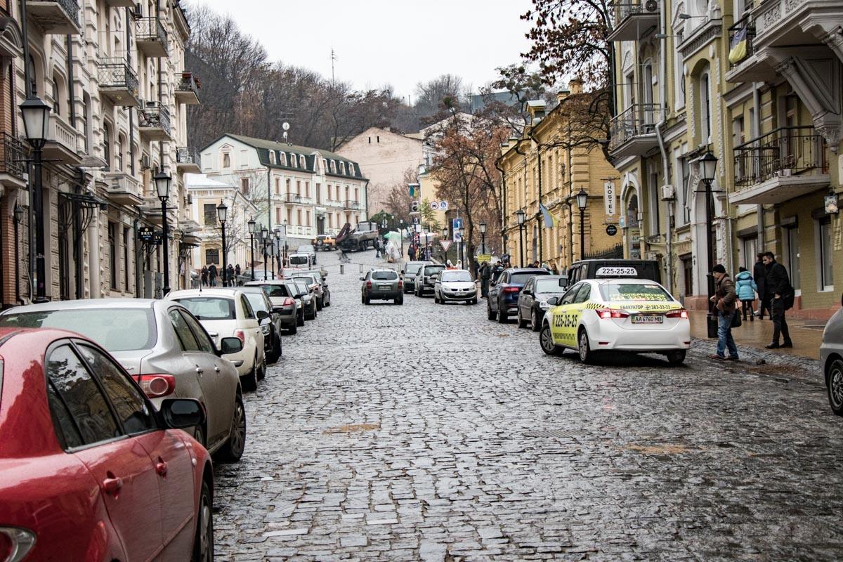 Улочки Подола напоминают старинные улочки Львова