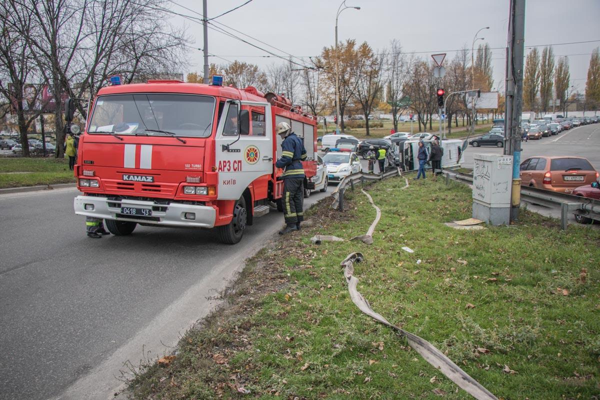 Спасатели ликвидировали угрозу взрыва