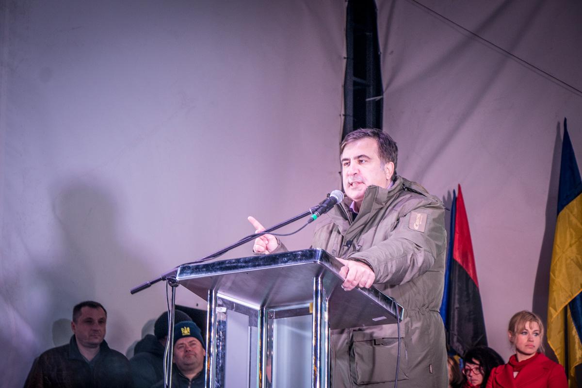 Экс-губернатор Одессы недоволен, как парламент выполняет требования палаточного городка