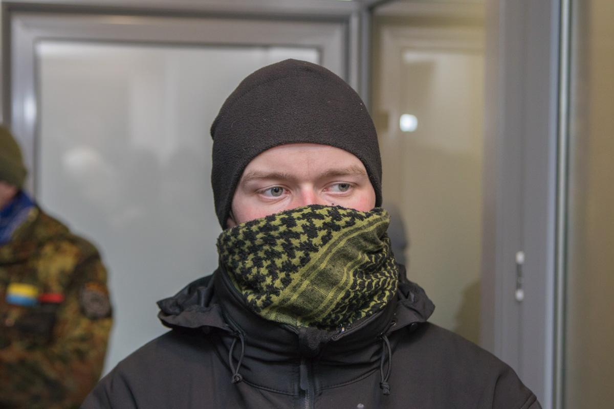 Многие из протестующих были в масках и балаклавах