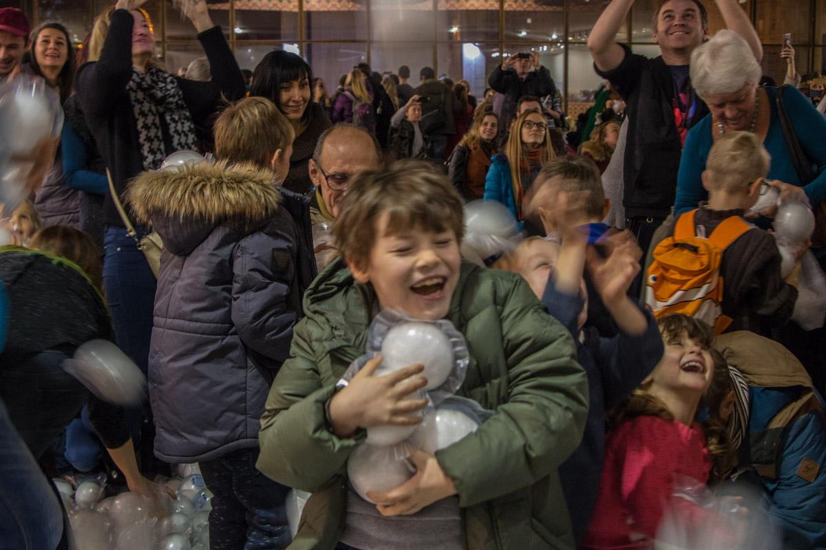 Счастью детей не было предела