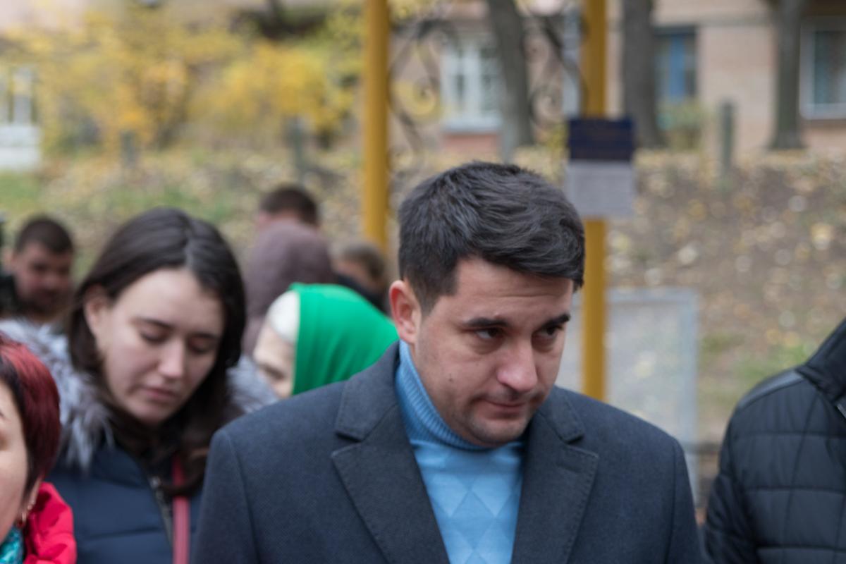 Сергей Мартынчук - глава Печерской районной государственной администрации