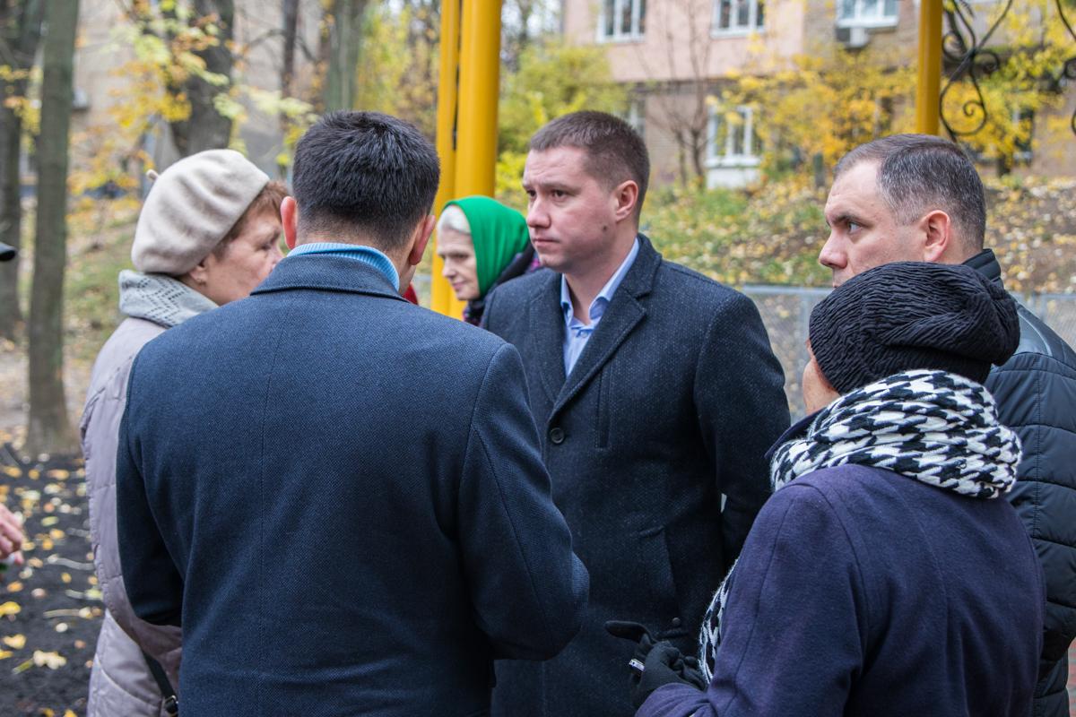 Также на событие посетил заместитель мэра Киева - Петр Пантелеев