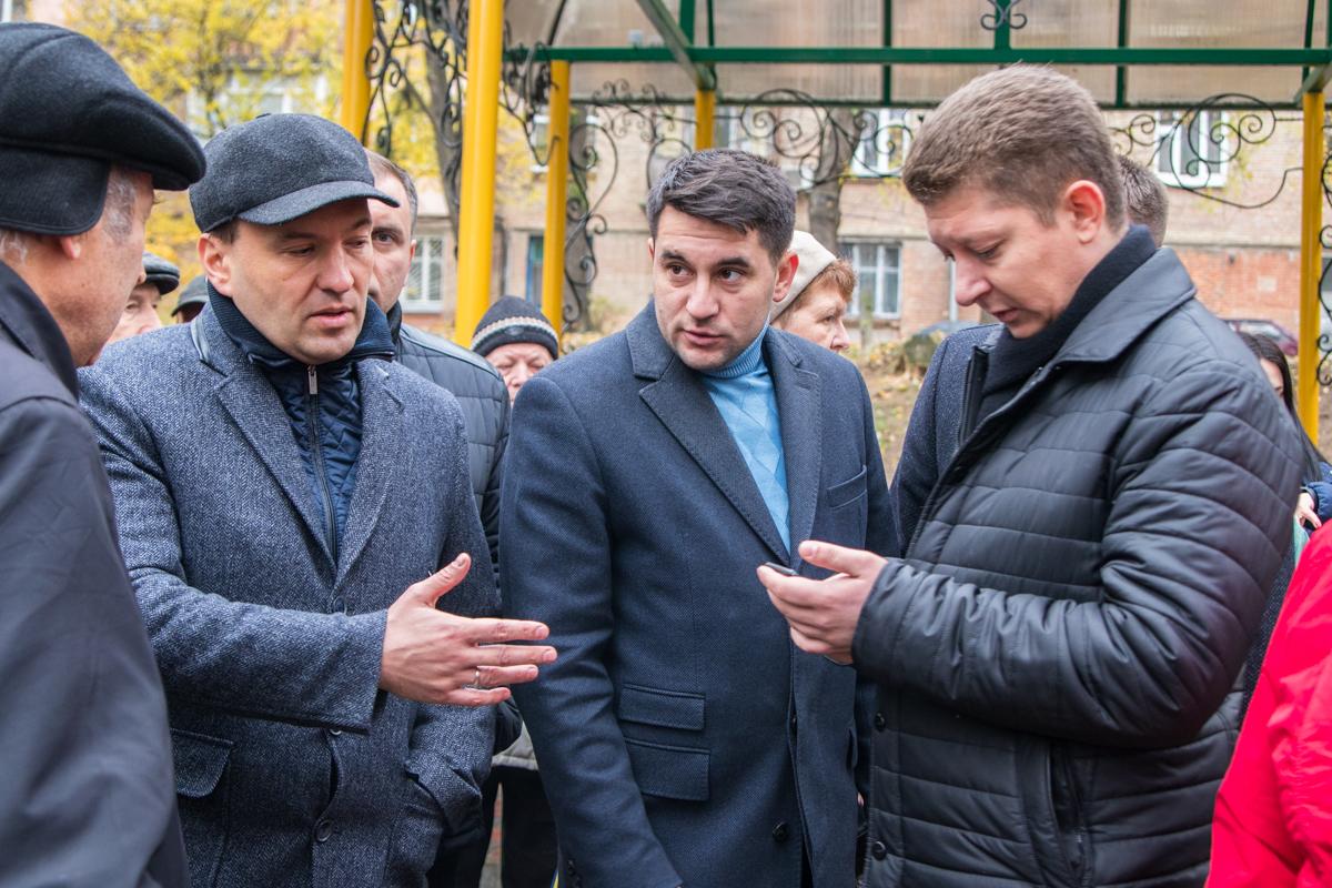 На мероприятии присутствовал глава Печерской районной администрации