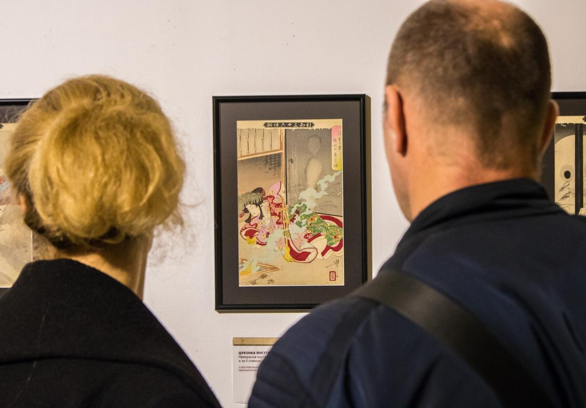 Картины для выставки взяты как в государственных музеях, так и в частных коллекциях