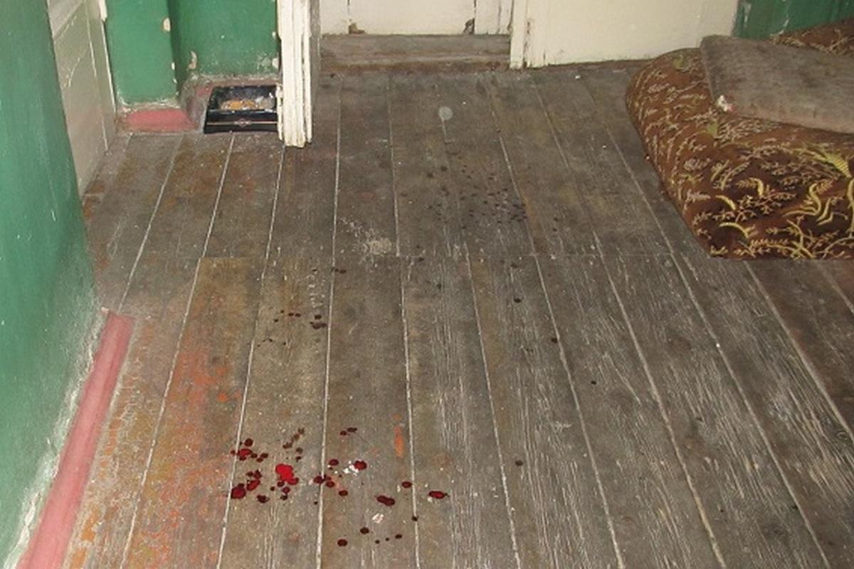 Киевлянин набросился на мать с кулаками, а потом ударил ножом брата
