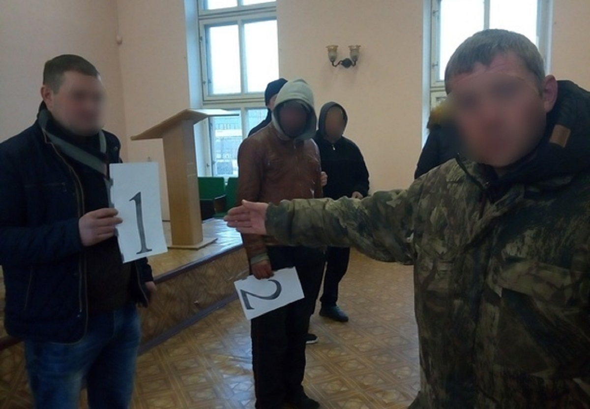Злоумышленник недавно освободился из тюрьмы по закону Савченко