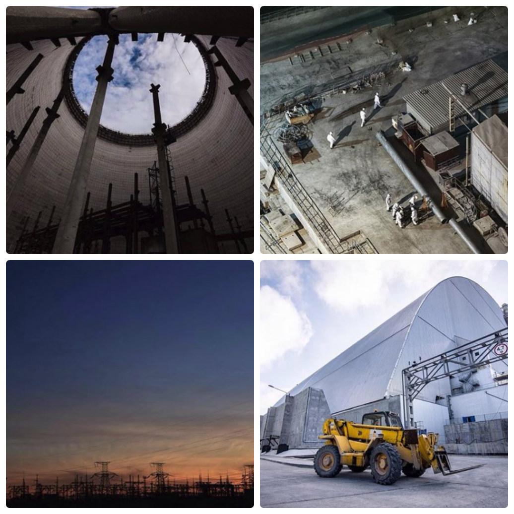 ВЧернобыльской АЭС появился социальная сеть Instagram