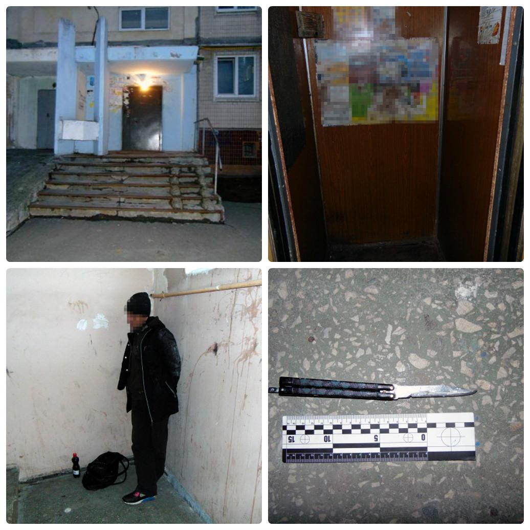 Как выяснилось, ранее задержанный уже осуществлял кражи в Запорожье