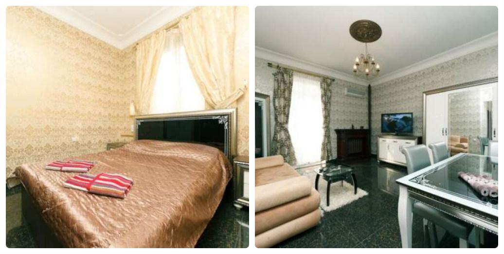 """Квартира класса """"люкс"""" с джакузи для тех, кто не привык экономить на аренде жилья"""