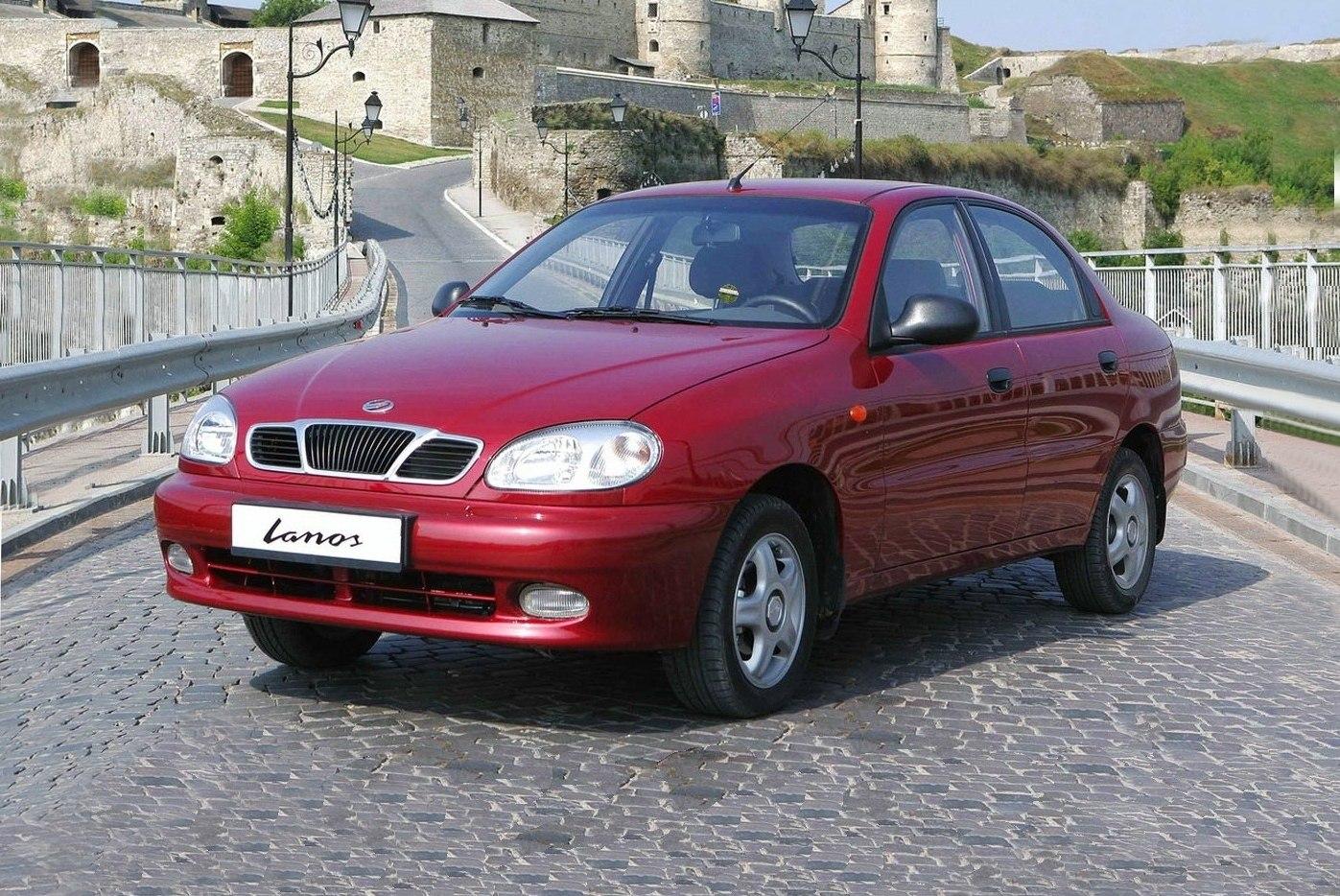 Lanos - главное авто на дорогах Украины в течение последних 15 лет