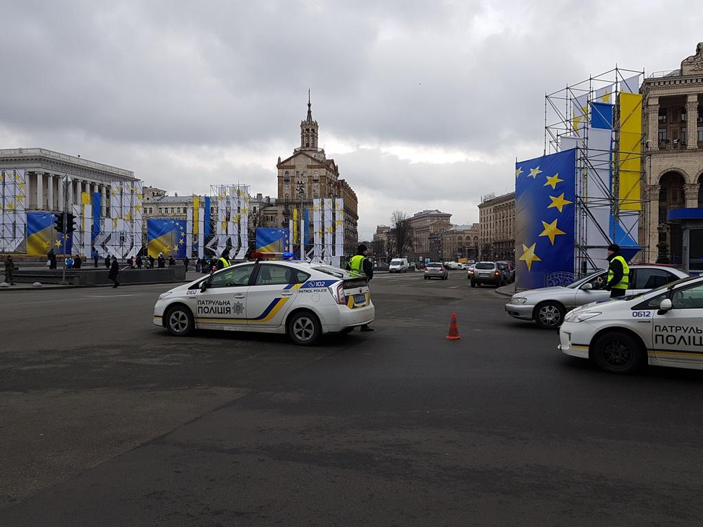 5 декабря в Киеве происходит задержание Михаила Саакашвили