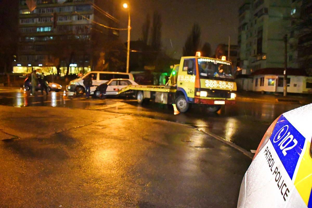 На место инцидента выехала патрульная полиция