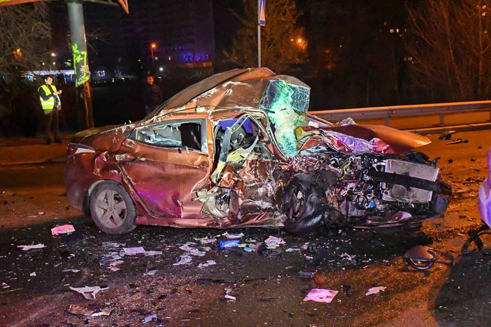 Водитель Hyundai погиб на месте