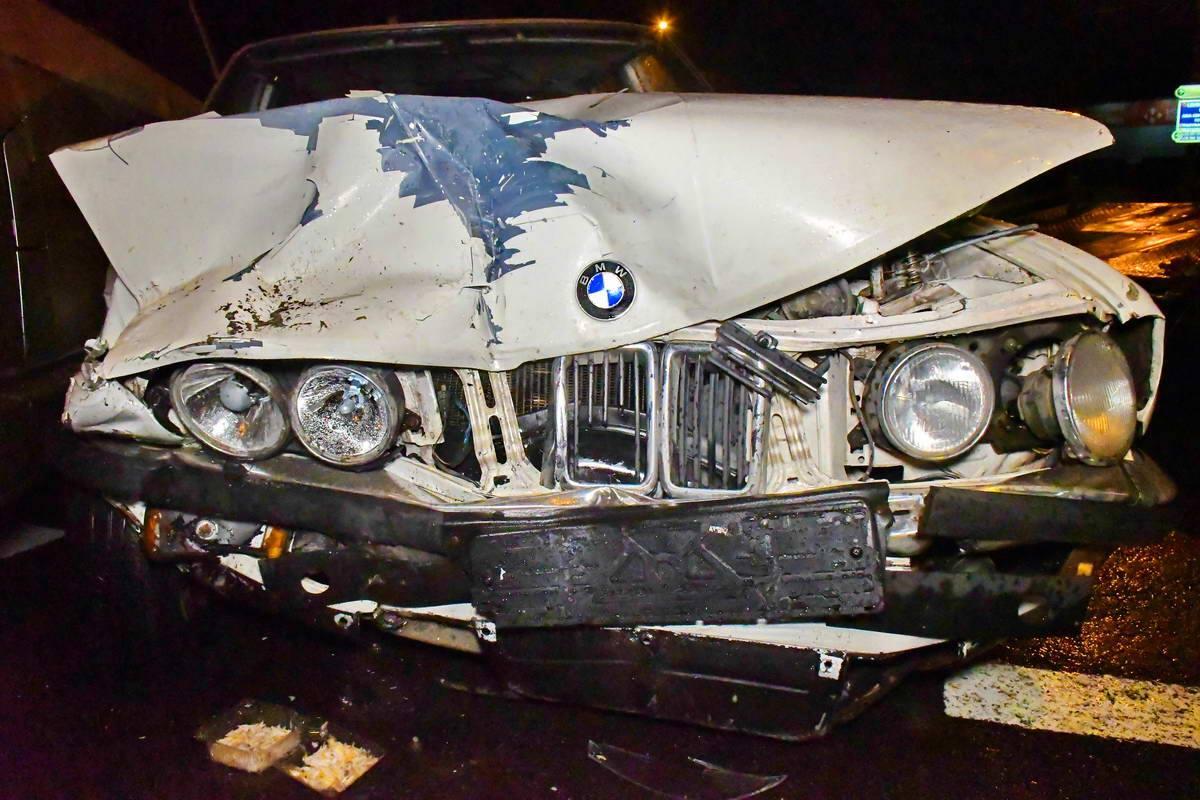 Но особенно досталось BMW