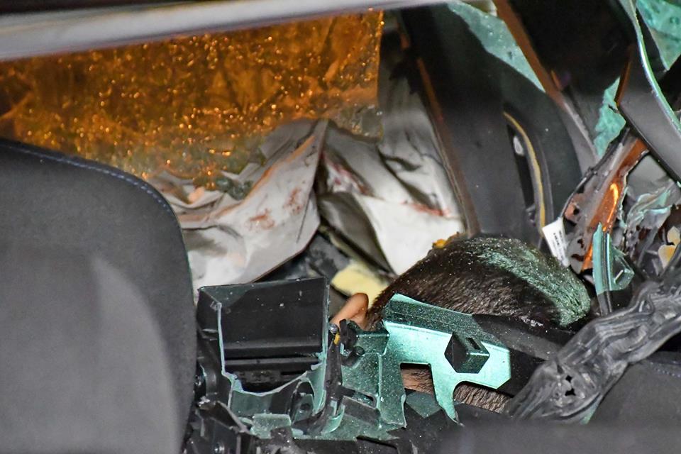 Водитель Hyundai выехал на встречную полосу и стал виновником ДТП