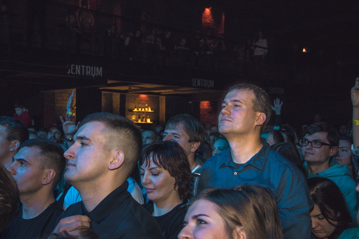 Публика очень ждала уже полюбившиеся хиты