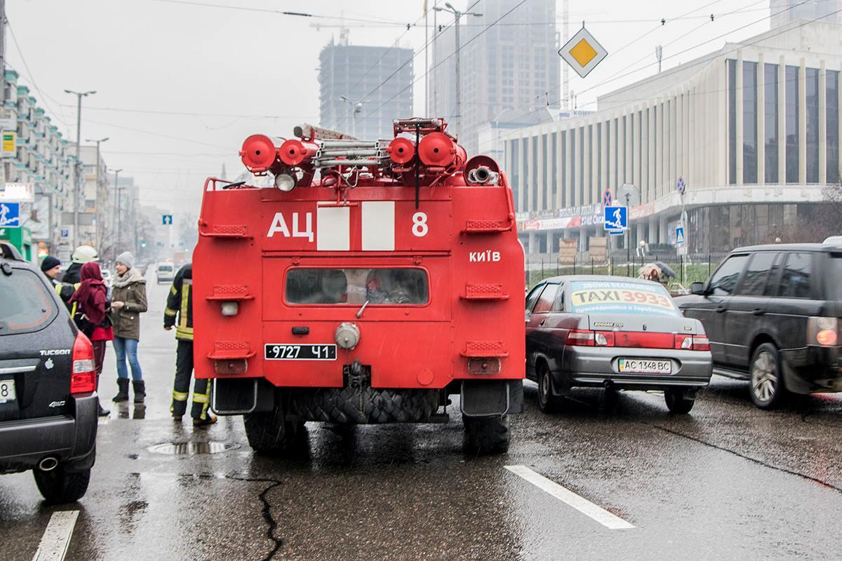 Пожарные уверяют - они не нарушали
