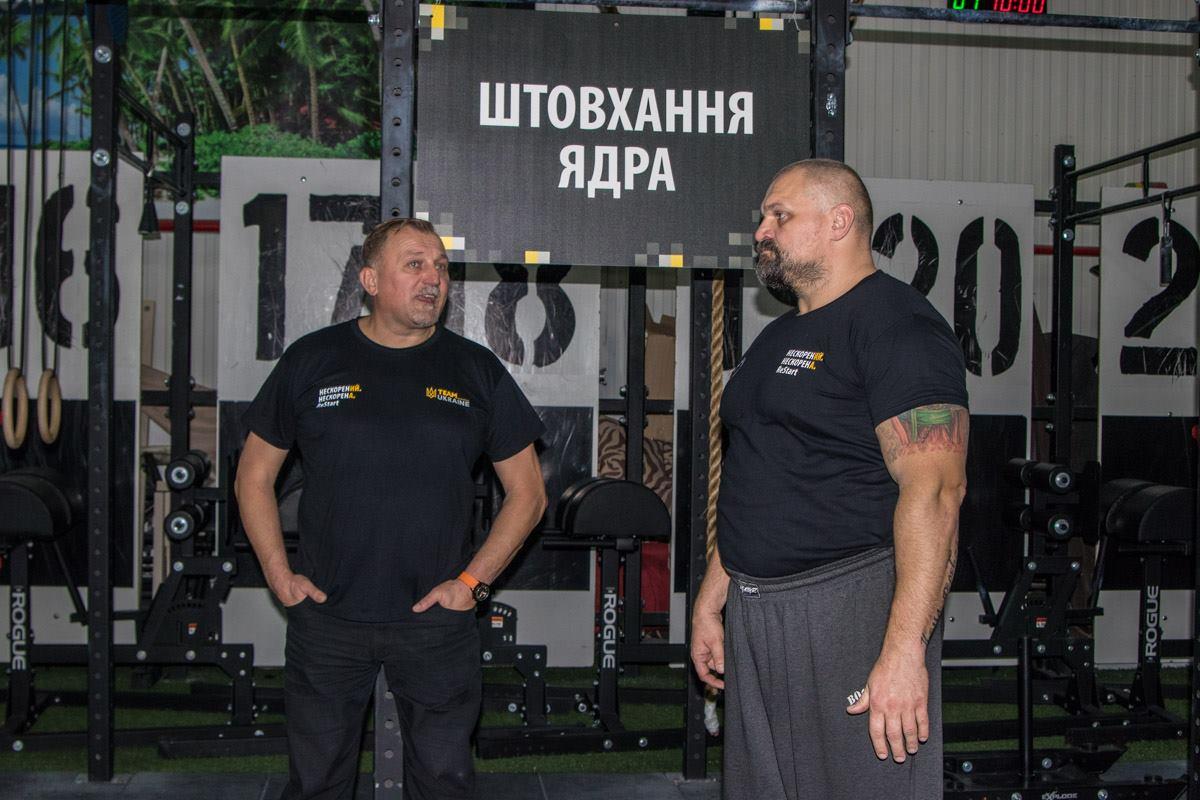 Братья Вирастюки также приняли участие в соревнованиях
