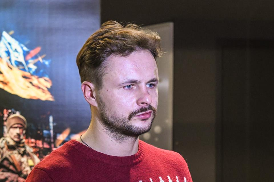 Роман Ясиновский, актер