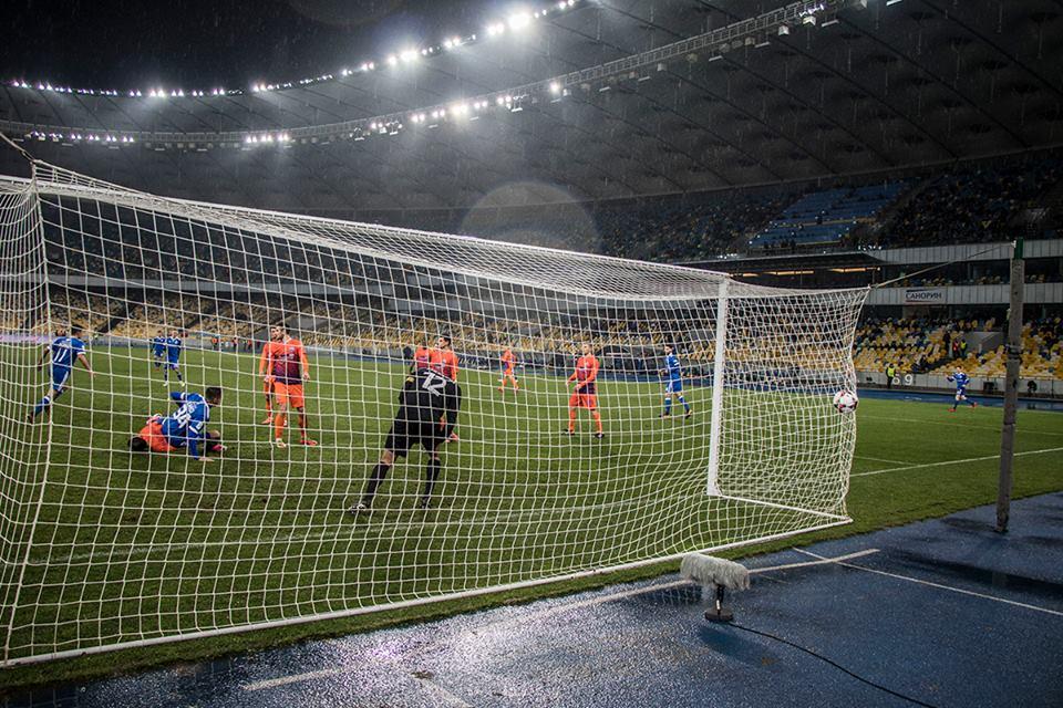 """Очередной гол влетел в ворота команды """"Мариуполь"""""""