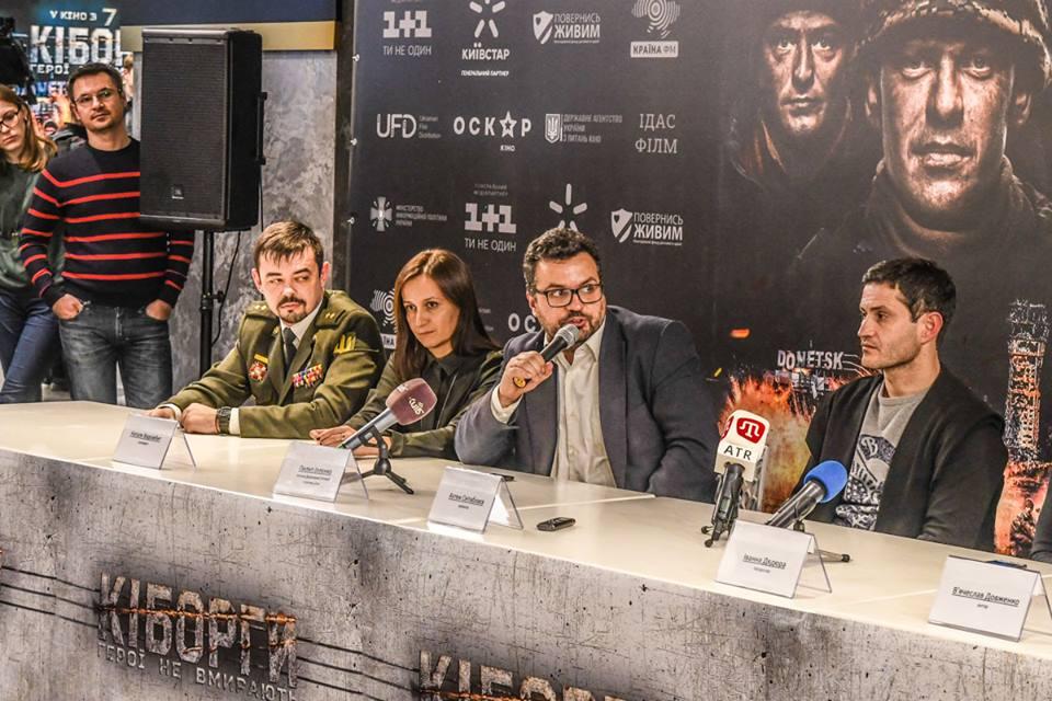 Съемочная группа, работавшая над созданием фильма, рассказала о всех подробностях киноленты