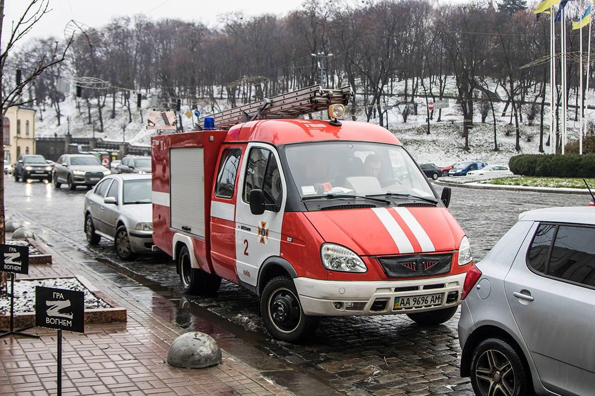 Милиция не отыскала взрывчатку вредакции украинского агентства УНН