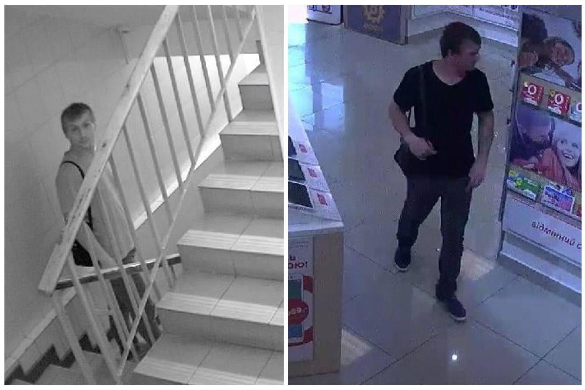 Полиция Киева разыскивает мужчину, которого подозревают в убийстве