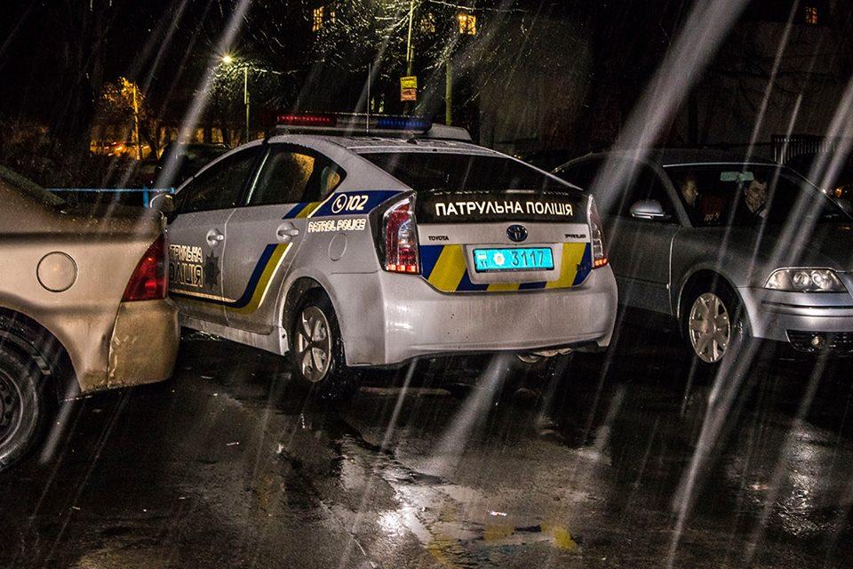 В Киеве междупредставителями общественных организаций произошла потасовка