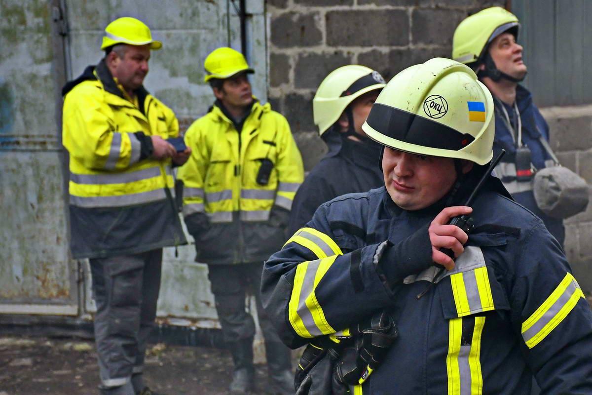Спасатели открыли специальный штаб для оперативного реагирования