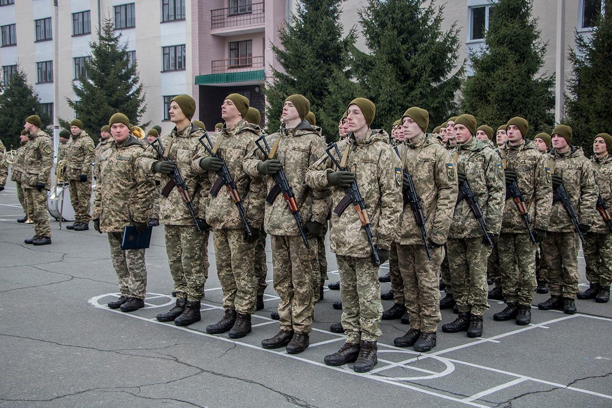 Теперь президентский полк назван именем Богдана Хмельницкого