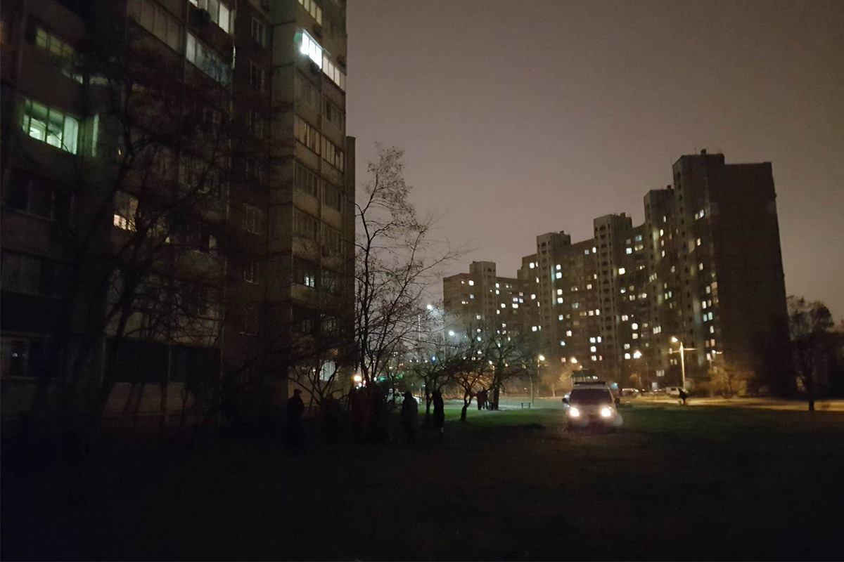 Самоубийство произошло по адресу проспект Маяковского, 17Г