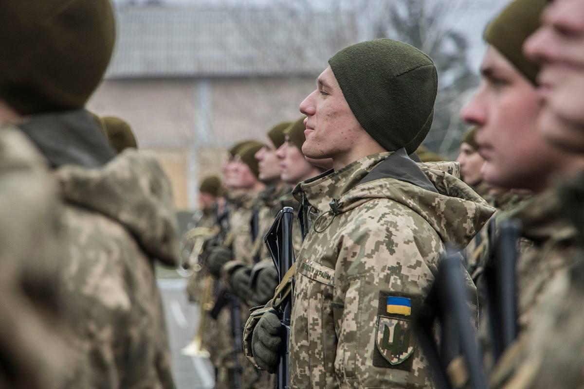 В Киеве воинской части А-0222 присвоили имяукраинского гетмана