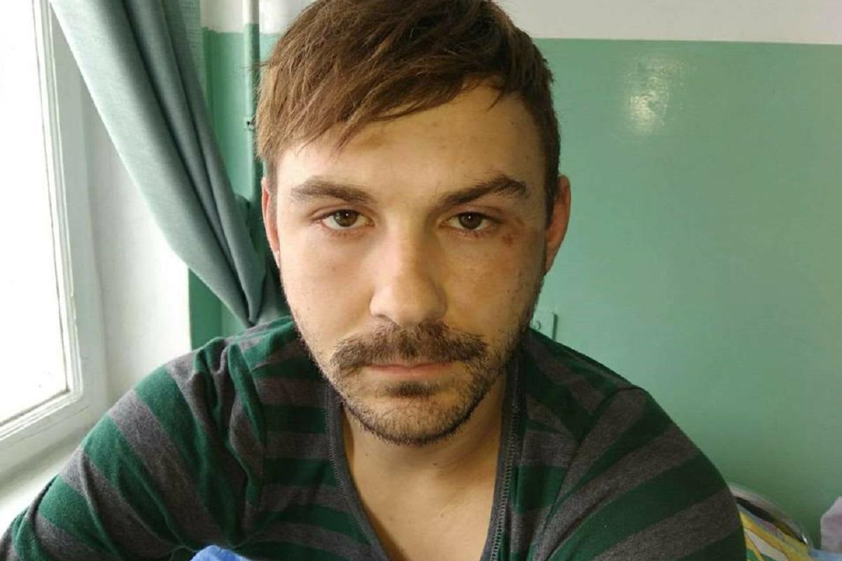 В Киеве разыскивают родственников парня, который потерял память