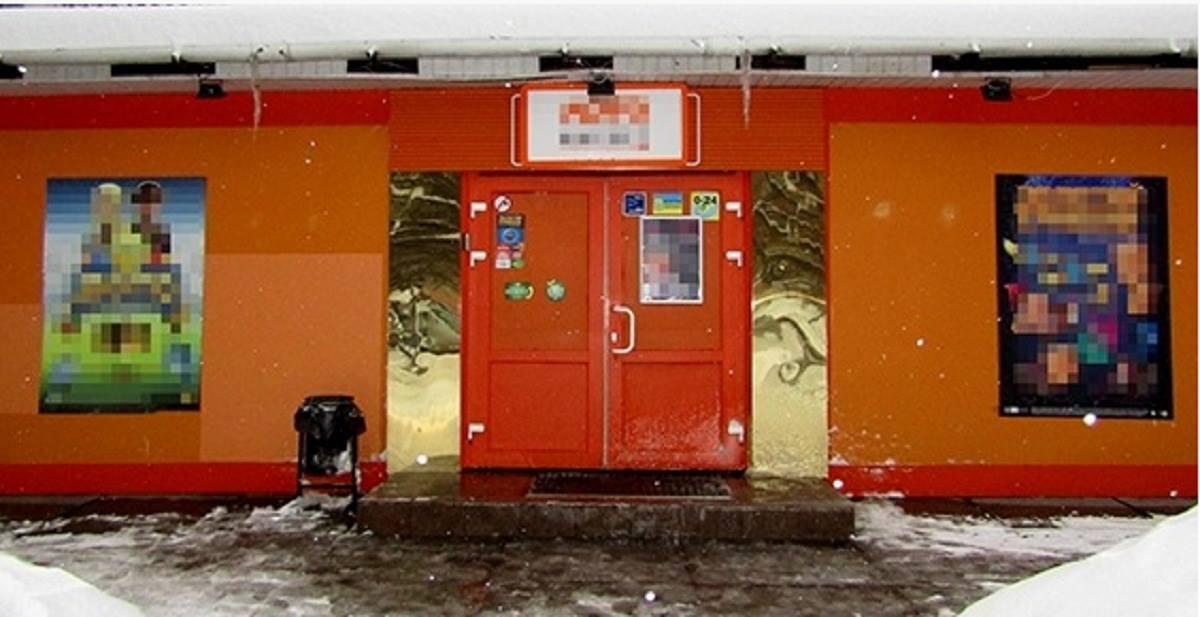 Правоохранители задержали мужчину, который ограбил лотерейное заведение