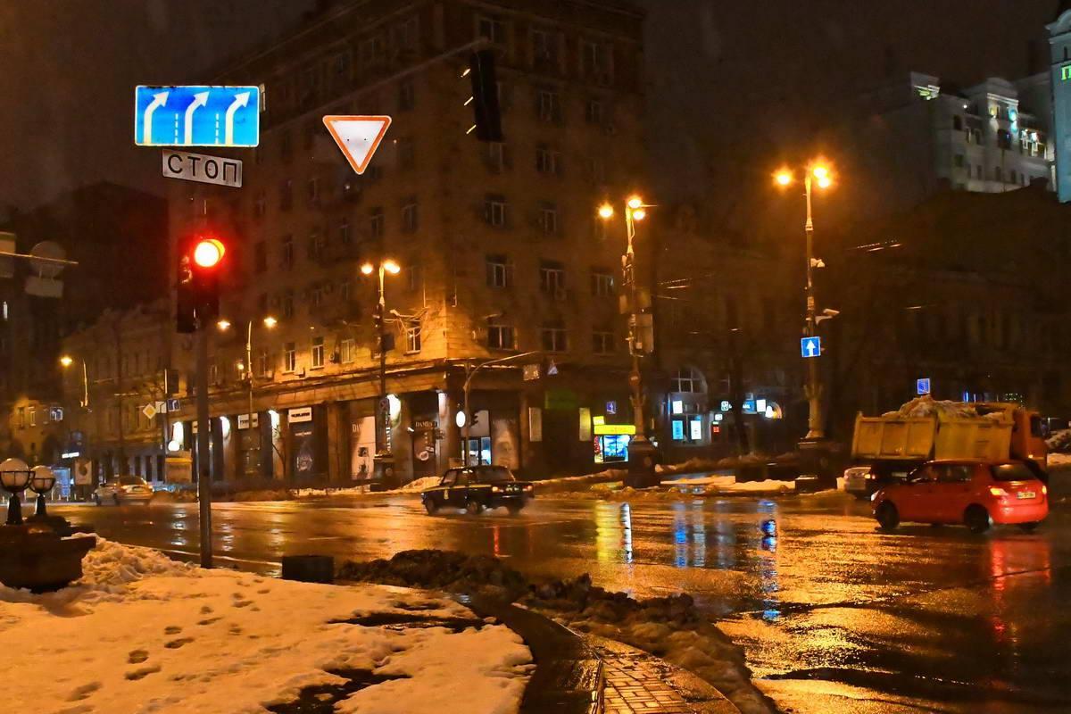 Место, с которого выезжал Dacia Logan