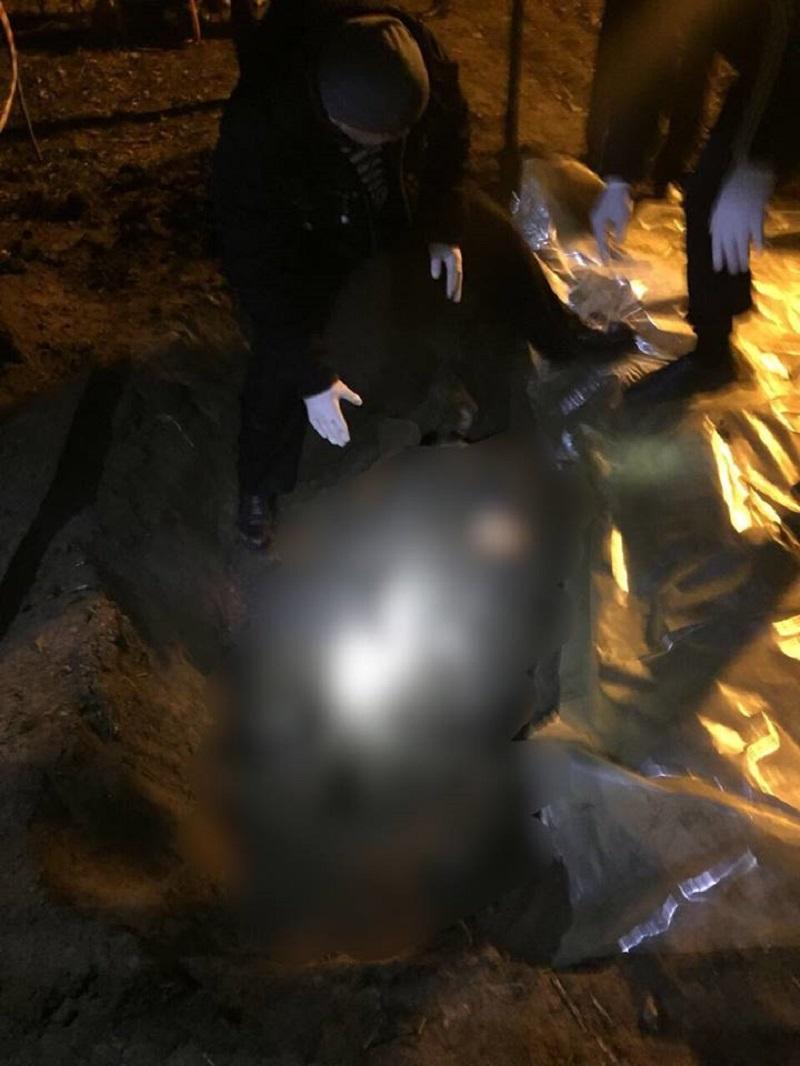 В Киевской области обнаружили тело человека