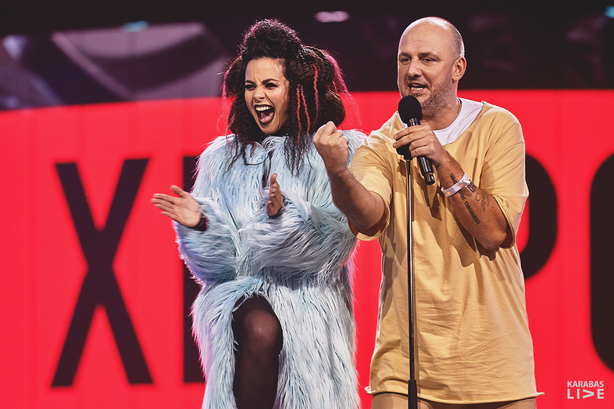 Названа лучшая эстрадная певица Украины в нынешнем 2017