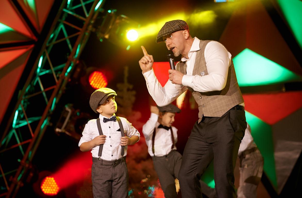 На концерте выступят звезды украинской эстрады и талантливые дети