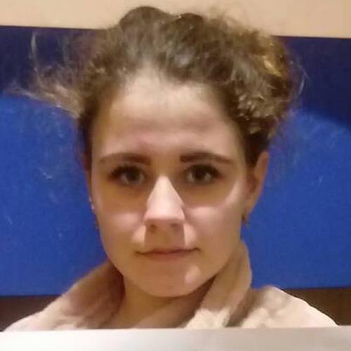 14-летняя Анна Дорохина вышла с подругой из учебного заведения 9 декабря и пропала