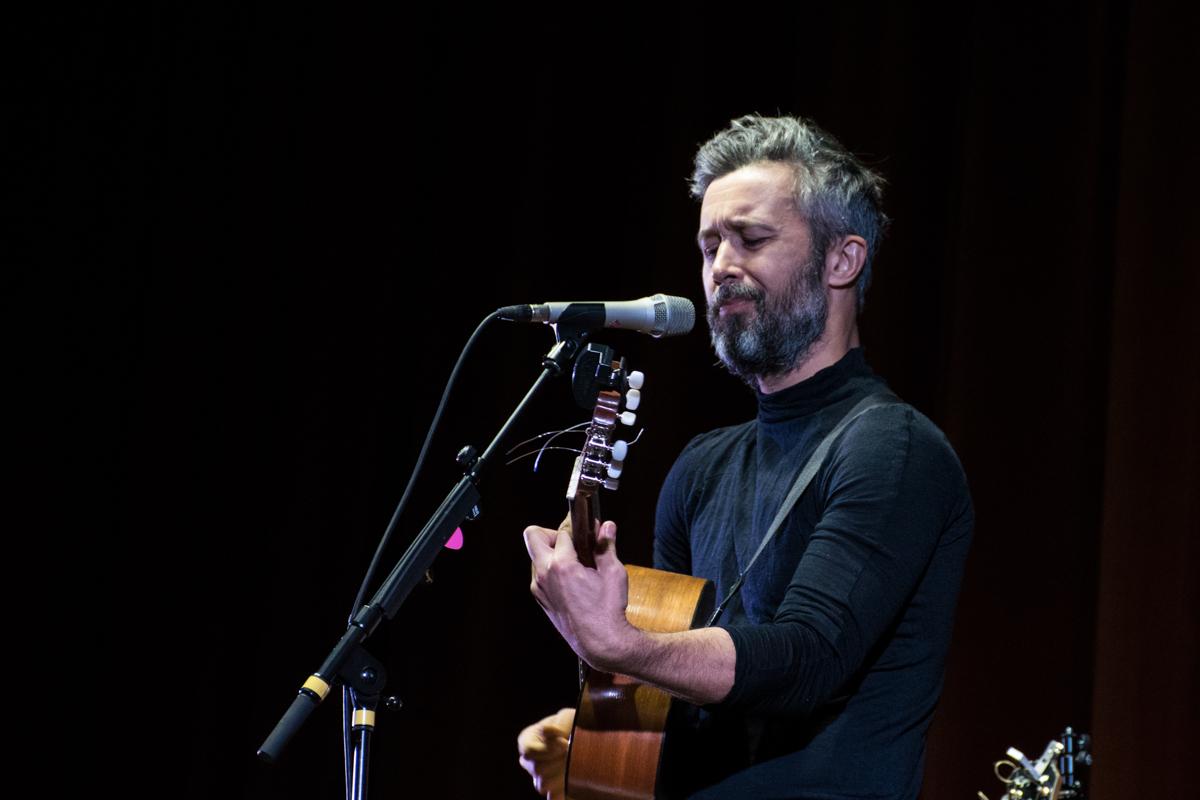 Сергея Бабкина попросили сыграть еще ненаписанную песню