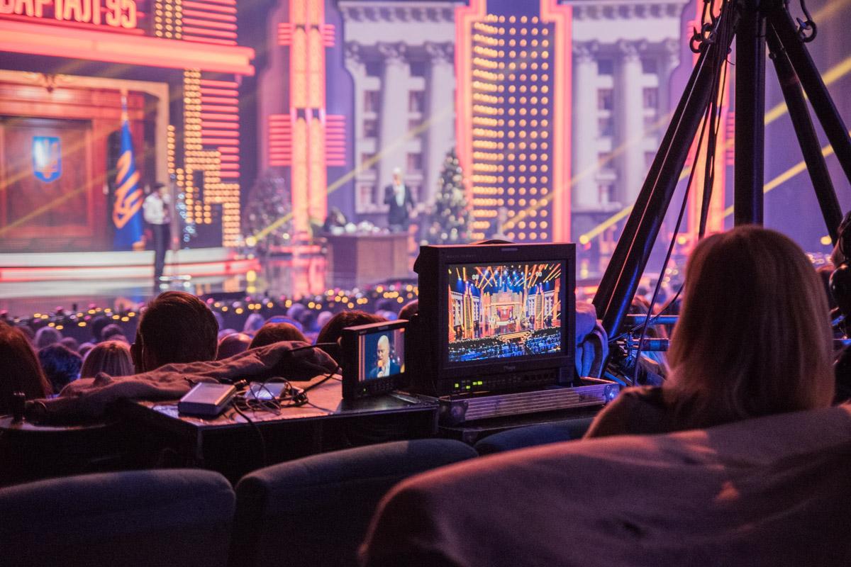 Контроль над телевизионной картинкой