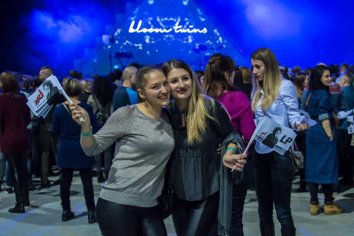 Фанаты остались довольны концертом