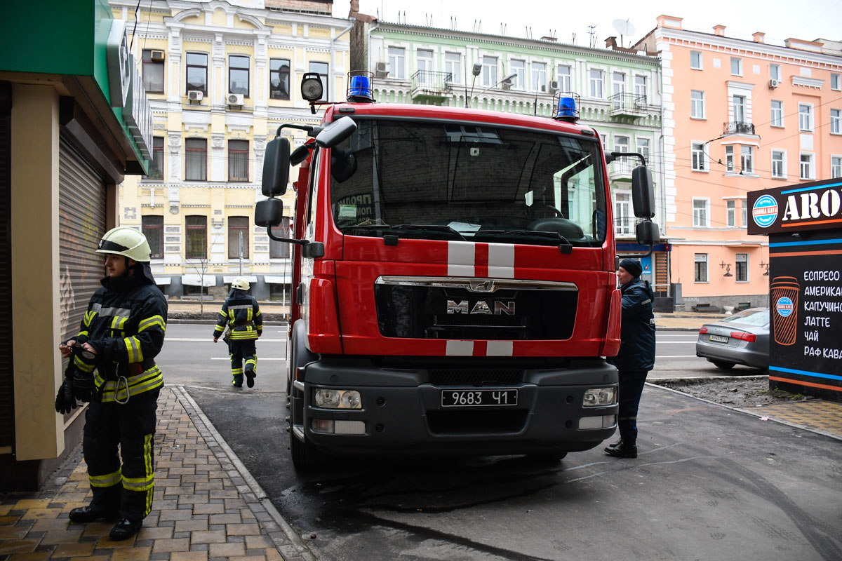 Пожар на Льва Толстого локализировала бригада пожарных