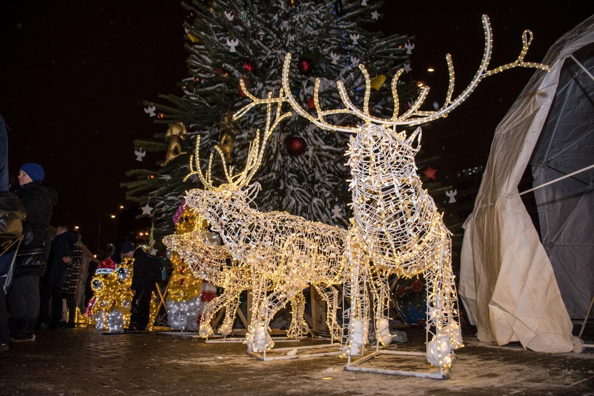 И открыли городок Санта-Клауса
