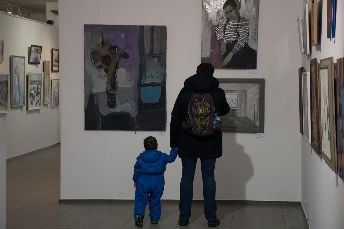 Знакомство с искусством с первых лет жизни