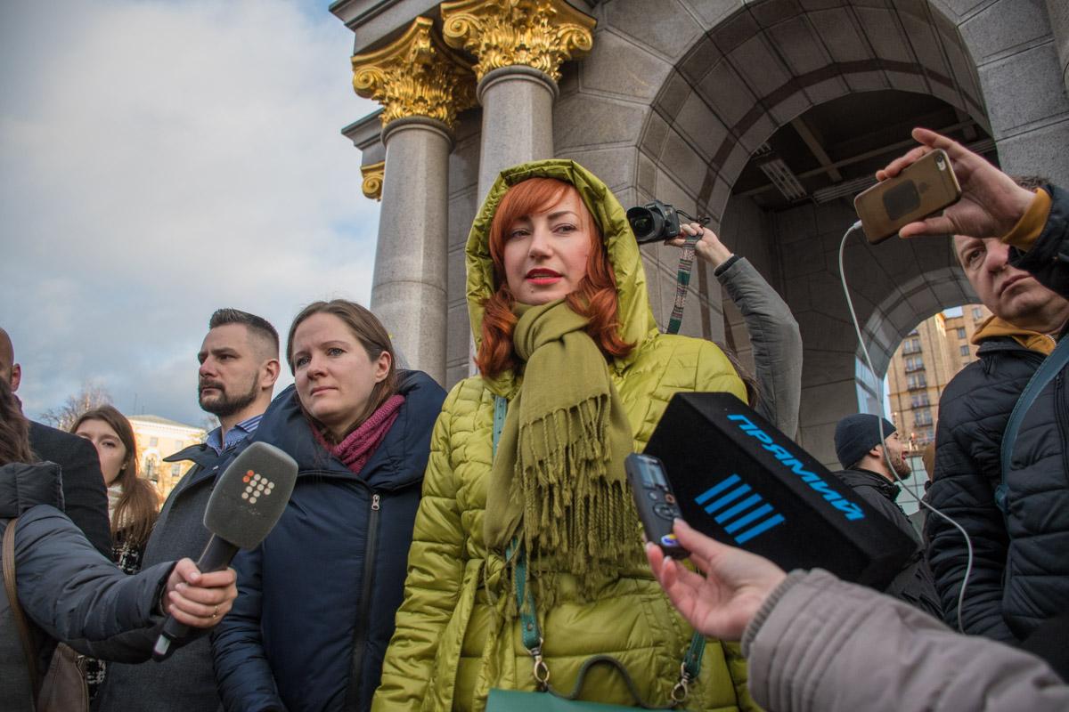 Адвокат мамы Вячеслава Веремия Виктория Дейнеко