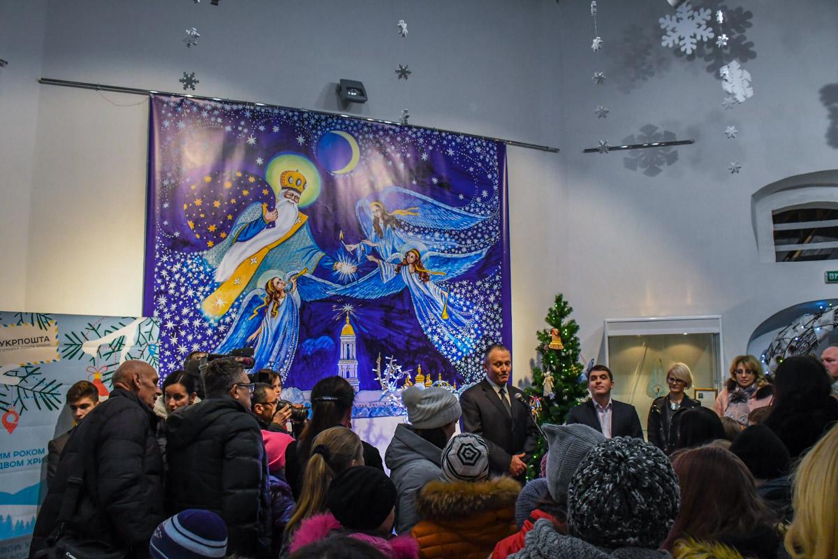 В Киево-Печерской лавре открылась резиденция Святого Николая