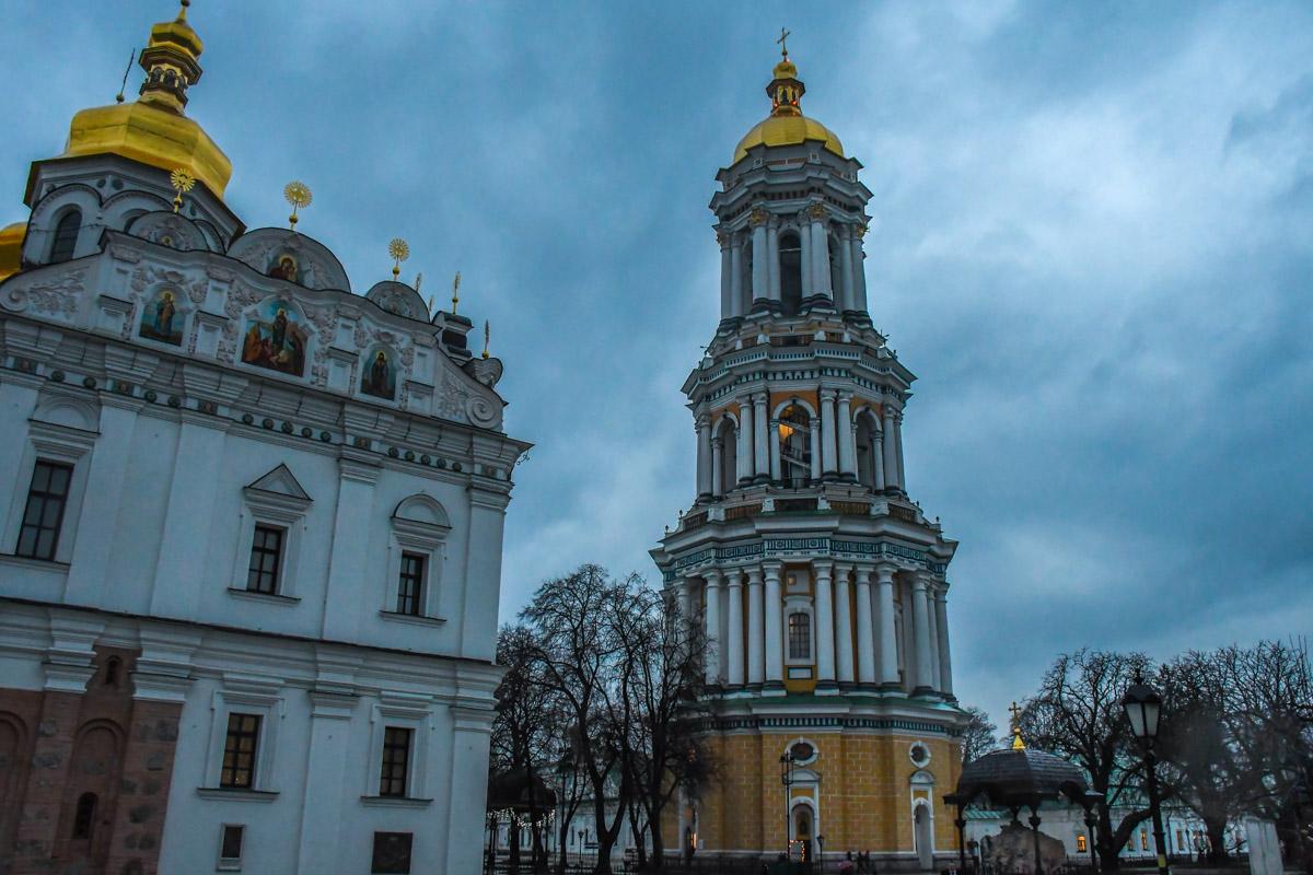 Резиденция открылась в Киево-Печерской лавре